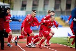 Hegelmann LFF taurės finalas – žiūrimiausia futbolo transliacija 2020 m.
