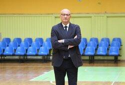 R.Butautas vadovaus LSU Krepšinio studijų ir mokslo centrui