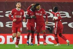 """""""Liverpool"""" užtikrintai susitvarkė su """"Arsenal"""""""