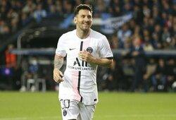 Skambus M.Oweno pareiškimas: L.Messi susilpnina PSG komandą