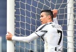 C.Ronaldo gali sugrįžti į Angliją, atsarginis variantas – PSG?