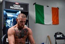 C.McGregoras sureagavo į Ch.Nurmagomedovo pergalę ir pranešimą apie karjeros pabaigą