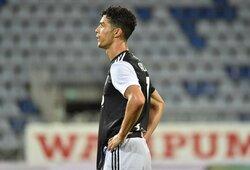 """Atskleisti """"Juventus"""" žaidėjų atlyginimai: skirtumas tarp C.Ronaldo ir komandos draugų – milžiniškas"""