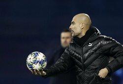 """""""Manchester City"""" ateitis: P.Guardiolos galimybė išvykti ir galimas jo pakeitimas"""