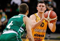E.Fridrikssonas – apie krepšinį Islandijoje ir geriausią draugą Lietuvoje