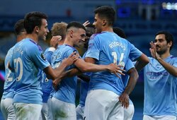 """""""Man City"""" po triuškinančios pergalės pasityčiojo iš """"Liverpool"""""""