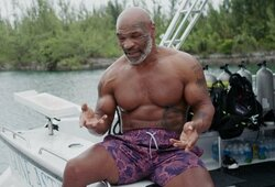 M.Tysono ir R.Joneso parodomoji bokso kova nukeliama į lapkritį