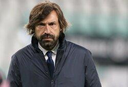 """""""Juventus"""" prabilo apie A.Pirlo ateitį klube"""
