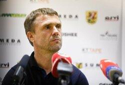 """""""Ferencvaroš"""" treneris S.Rebrovas: """"Budapešte matysime visiškai kitokį vaizdą"""""""