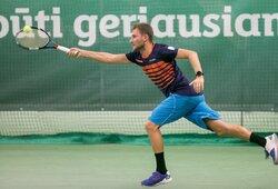 Vilniuje – jubiliejinis aukščiausios kategorijos ITF turnyras