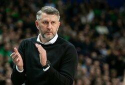 D.Maskoliūnas ir dar du treneriai keliasi į Barseloną