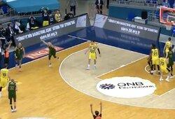 """Neįtikėtina: """"Fenerbahče"""" per 20sekundžių neteko 8taškų pranašumo, bet laimėjo per pratęsimą"""