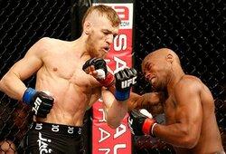 Niekur negirdėtos istorijos iš pirmosios C.McGregoro kovos UFC: kas sukosi jo galvoje, ką pastebėjo jį matę kolegos ir kaip jis pradėjo savo kelią į viršūnę
