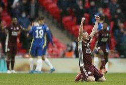 """""""Leicester City"""" pirmą kartą klubo istorijoje iškovojo Anglijos FA taurę"""
