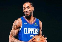 NBA 2K20 žaidėjų reitingai: L.Jamesas ir K.Leonardas gavo aukščiausius įvertinimus