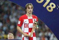 Pasaulio čempionatas: kas pateko į geriausią turnyro komandą?