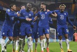 """""""Chelsea"""" vietiniame čempionate iškovojo šeštąją pergalę"""