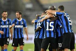 """""""Bayer"""" eliminavęs """"Inter"""" žengė į Europos lygos pusfinalį"""