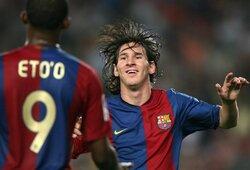 """Buvęs """"Barcelonos"""" prezidentas atskleidė, už kokią sumą """"Inter"""" prieš 14 metų bandė įsigyti L.Messi"""