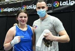 Bokso turnyre Ispanijoje G.Stonkutė užsitikrino medalį