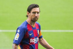 """L.Messi pažemino """"Barcelonos"""" trenerį – gėdingas vaizdo įrašas skrieja internetu"""