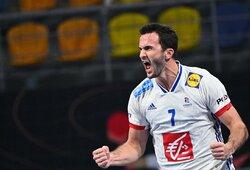 Pasaulio rankinio čempionate švedai užbaigė rusų pasirodymą, prancūzai eliminavo portugalus