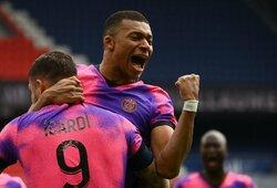 """PSG jau penktadienį taps Čempionų lygos laimėtojais? """"Chelsea"""", """"Man City"""" ir """"Real"""" grasinama išmesti iš pusfinalio"""