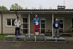 Tarptautinėse sezono pradžios varžybose olimpietis R.Račinskas nudžiugino puikiu rezultatu