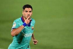 Nauja karjeros stotelė: L.Suarezas kelsis į Madridą?