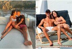 """C.Ronaldo """"taškosi"""" pinigais: už kiekvieną atostogų naktį pakloja po 12 tūkst. eurų"""