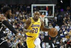 """""""Rytą"""" papildė NBA žaidęs krepšininkas"""