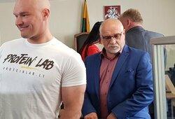 Lietuvos sunkiosios atletikos treneris B.Vyšniauskas diskvalifikuotas 10 metų