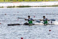 Apmaudžiau nebūna: R.Nekriošių ir A.Olijniką nuo Europos žaidynių medalių skyrė 0.022 sek.