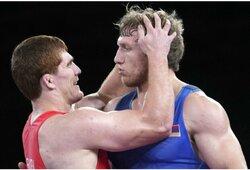 """Armėno nervai po olimpinio finalo neatlaikė: """"Jei nori laimėti, turi būti iš Rusijos"""""""