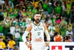 Lietuva rengs olimpinių žaidynių atrankos turnyrą