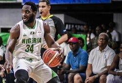 Nigerija gali praleisti čempionatą: neišvyko į Kiniją