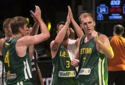Sensacija: lietuviai išmetė latvius su geriausiu pasaulio žaidėju iš kovos dėl Europos čempionato medalių! (papildyta)