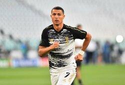 """""""El Chiringuito"""": J.Mendesas pasiūlė C.Ronaldo ne tik """"Barcelonai"""", bet ir dar dviems klubams"""