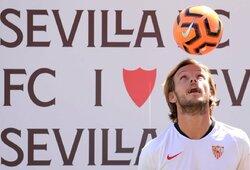 "Su ""Barcelona"" atsisveikinęs I.Rakitičius: ""Niekada nedraugavau su L.Messi ir L.Suarezu"""