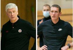 Žinomų trenerių požiūris į Vilniaus krepšinį: ką reiktų tobulinti labiausiai?