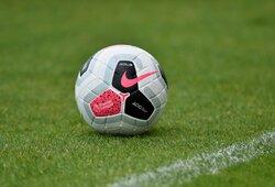 """""""Premier"""" klubams leista žaisti draugiškas rungtynes, galios tam tikros saugumo taisyklės"""