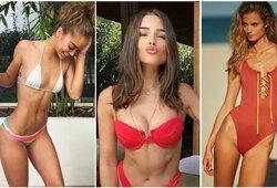 """""""Sports Illustrated"""" viršelyje – trijų sportininkų merginos, K.Love'as sužavėtas"""