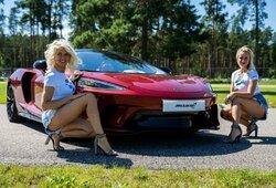 Savaitgalį Rygoje startuoja Baltijos šalių ir Lietuvos žiedinių lenktynių sezonas