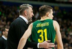 D.Maskoliūnas paskelbė krepšininkus, kurie pakviesti į rinktinės stovyklą