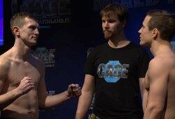 C.McGregorą nugalėjęs lietuvis po beveik 4 metų pertraukos grįžta į MMA narvą