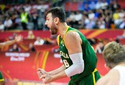 """A.Bogutas: """"FIBA yra sušiktas pasityčiojimas"""""""
