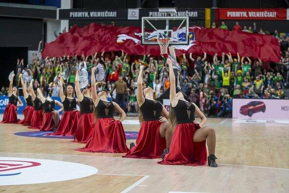 Lietuvių ir čekų rungtynės