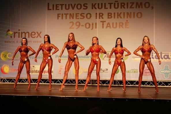 "IFBB ""Arimex Lietuvos taurės"" varžybos"