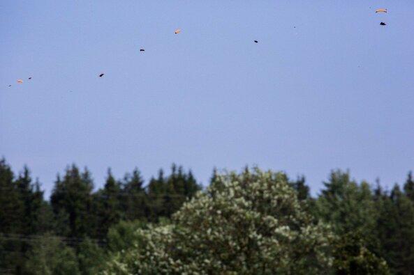 Europos žaidynių šaudymo varžybos