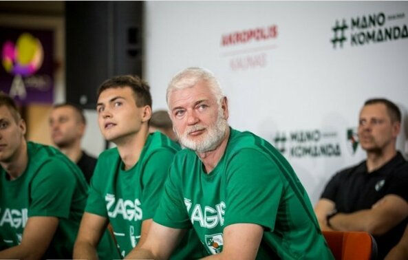 """Parodė, kaip atrodo su """"FaceApp"""" pasendinti Lietuvos krepšinio rinktinės žaidėjai"""